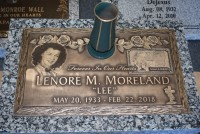 Bronze Memorials Moreland Bronze Pic 5-17-18