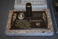 Bronze Memorials Zamarripa, Connie Bronze Picture 9-25-18