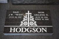 Flat Hodgson Monument (6-14-18)