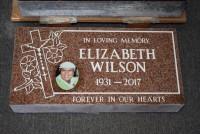 Flat Wilson, Elizabeth Monument (11-30-18)