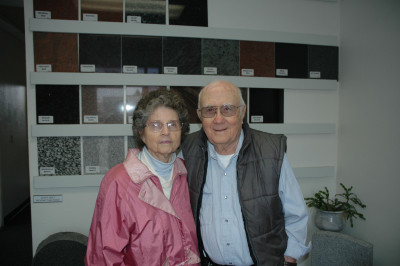 Ken and Doris